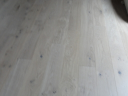 Plancher chêne contre collé