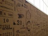 Papier Wall Deco à thème