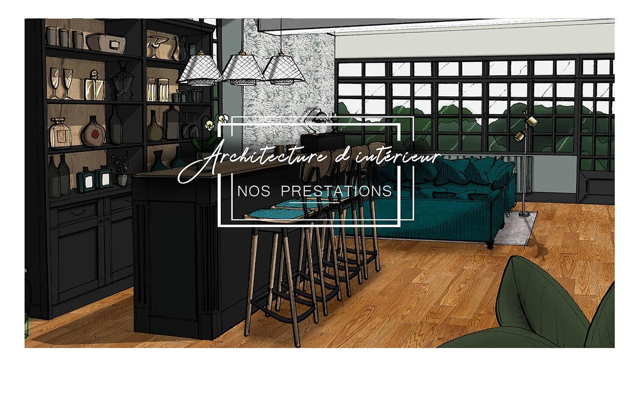 Architecte d'intérieur en Côtes d'Armor